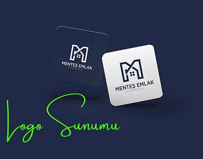 Logo Design - Menteş Estate