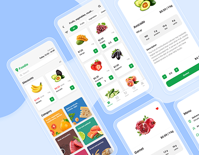 Foodie - Delivery App