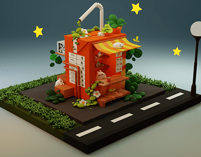 Bunny's Carton Shop