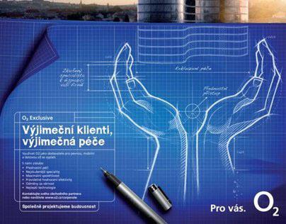 O2 corporate campaign
