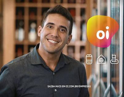 Portal empresarial da Oi (B2B)