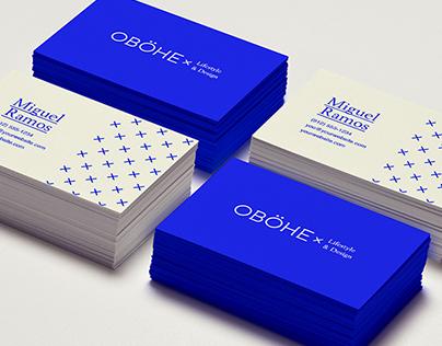 OBÖHE | Visual Identity