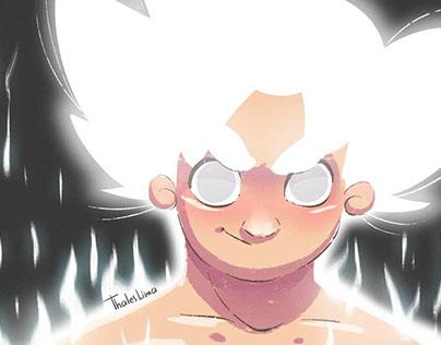 Goku (fanart)