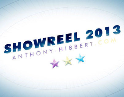 Motion Graphics & Animation Showreel 2013