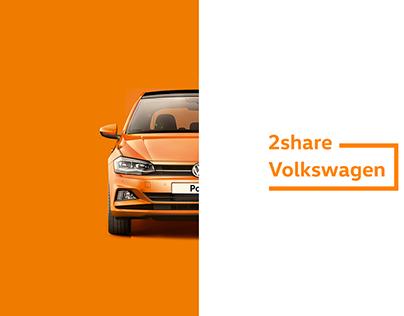 Noleggio condiviso 2share Volkswagen - Radio