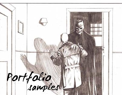 PORTFOLIO (samples)