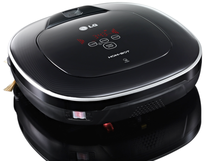 Hom-Bot Square : robotic vacuum cleaner