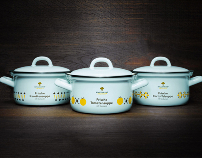 Roggenkamp Organics - Homemade-style Fresh Soups