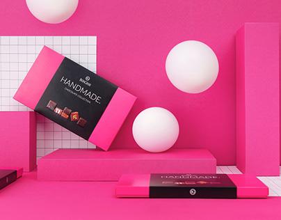 BonGenie Handmade: Premium Chocolates Packaging