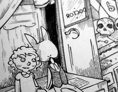 Creep the Bunny