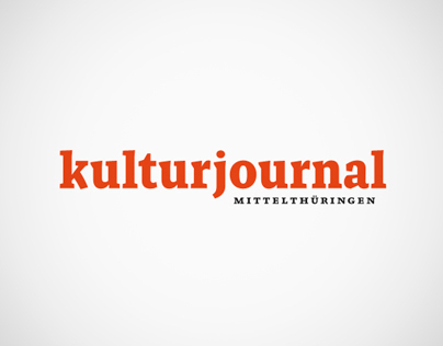 kulturjournal - Corporate Design