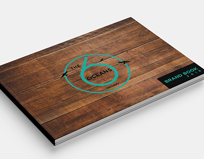 The 6 Oceans Gallery Brand Book
