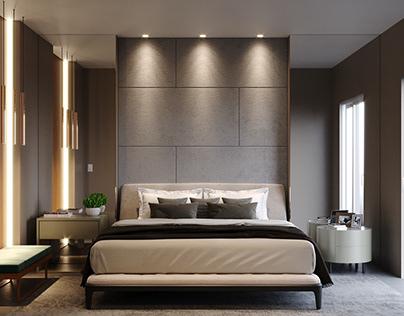 Bedroom AB