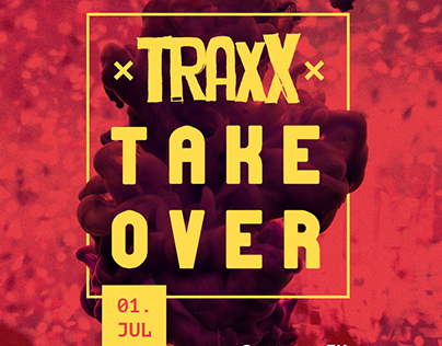TRAxX Take Over