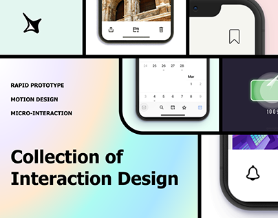 Collection of Interaction Design