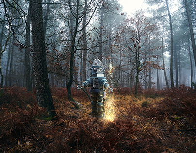 Art - CGI ant Photography -