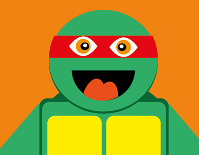 Teenage (Infant?) Mutant Ninja Turtle