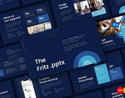 Fritz Presentation Template