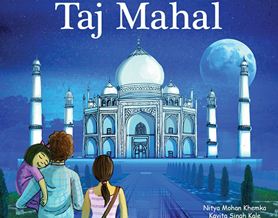 Good Night Taj Mahal as part of Good Night Our World