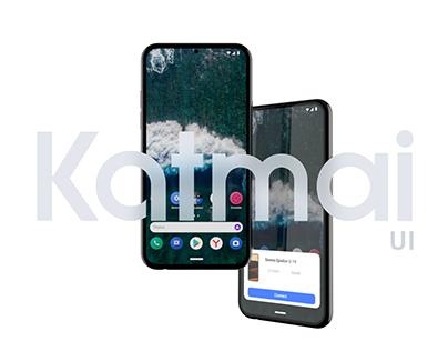 Katmai UI - Mobile UI Kit