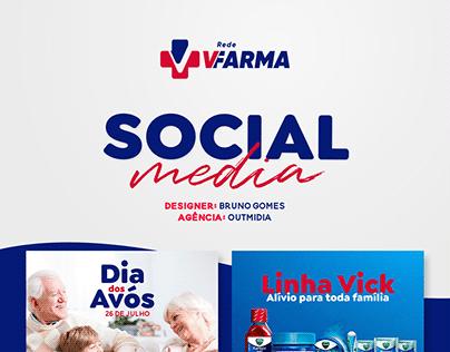 Social Media - Vfarma