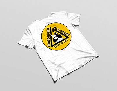 Gracie Jiu Jitsu Anti-Racism T-Shirt Concept