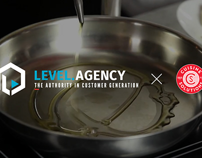 Level Agency Case Study - Cuisine Solutions