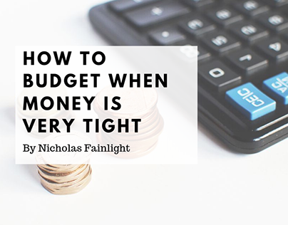 How to Budget When Money is Very Tight