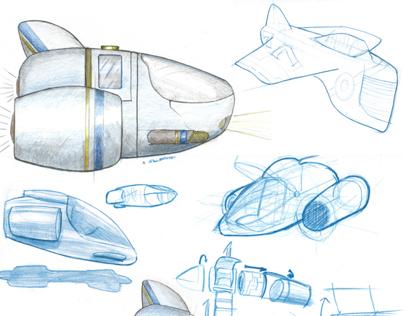 Sketchbook Vol. 2
