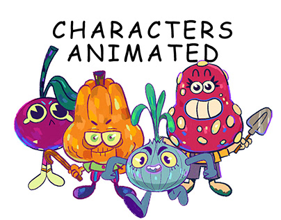Characters-Animated