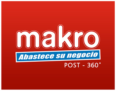 Social Media - Makro Perú