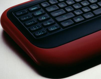 Microsoft Keyboard Prototype