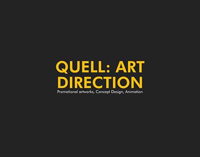 QUELL: ART DIRECTION