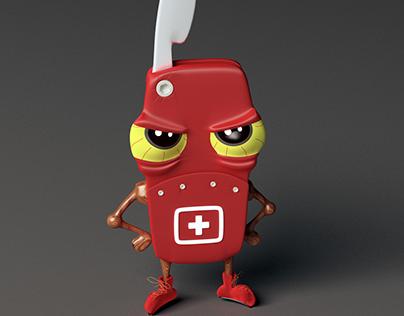 The Grumpy Swiss Army Knife
