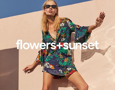 FLOWERS+SUNSET SS20   IO