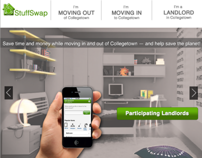 StuffSwap: Moving in an easy and sustainable way