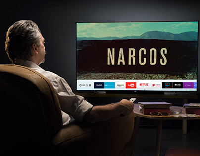 SAMSUNG - QLED Narcos [WE ARE SOCIAL]