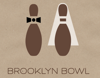 Brooklyn Bowl Wedding