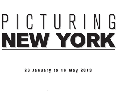 Picturing New York - Art Gallery of Western Australia
