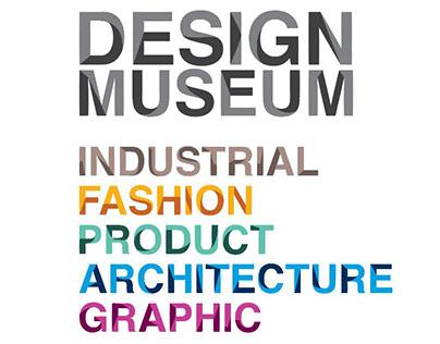 Brand Project Design Museum
