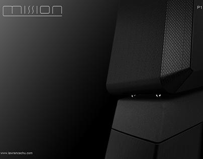 MISSION AUDIO Speaker Design