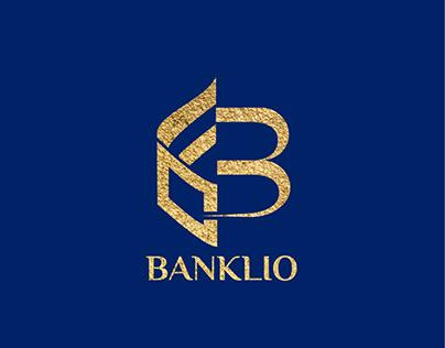 Banklio - Financial Services Logo Design