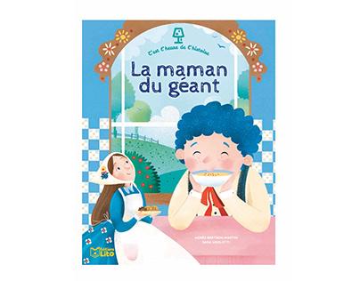 LA MAMAN DU GEANT - Editions Lito