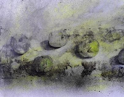 Bodegones manzanas