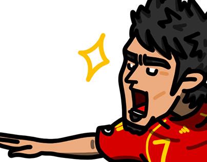 Goalscorer is Villa