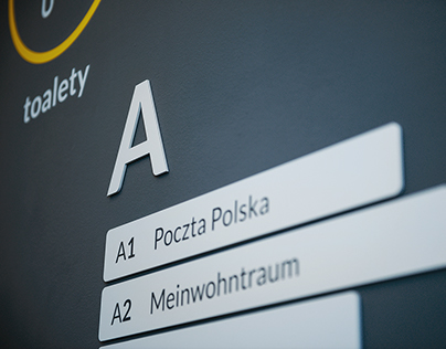 Office wayfinding system