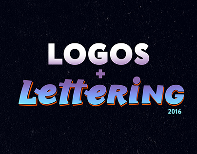 Logos&Lettering 2016