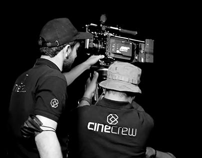 Cinecrew Branding Identity