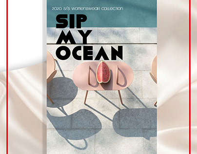 [Sip my Ocean] 2020 S/S Womenswear Collection