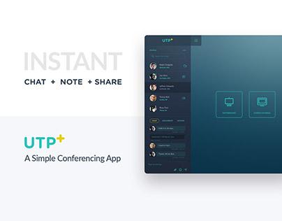 A Simple Conferencing App